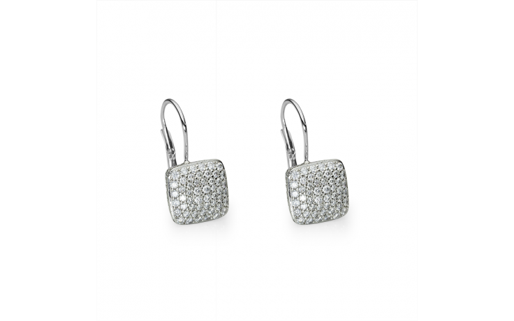 Uhani Diamond Cushion