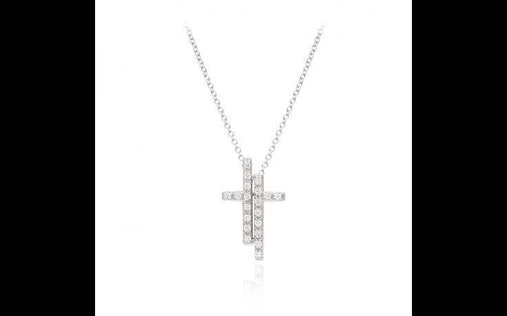 Ogrlica Cross symbols