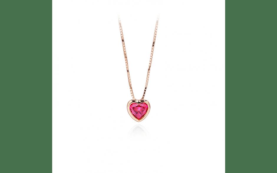 Ogrlica Phantasy Heart