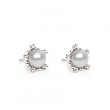 Uhani Romantic Pearl