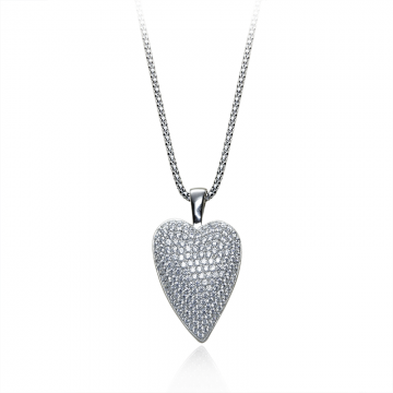 Ogrlica Dreamy heart