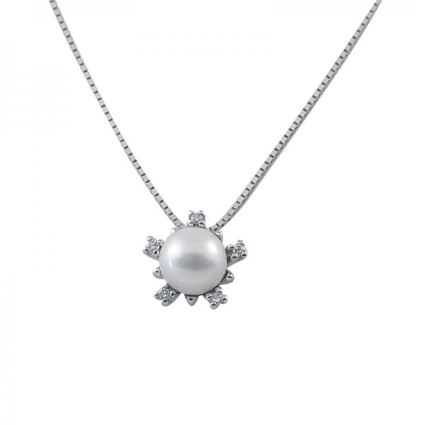 Ogrlica Romantic Pearl