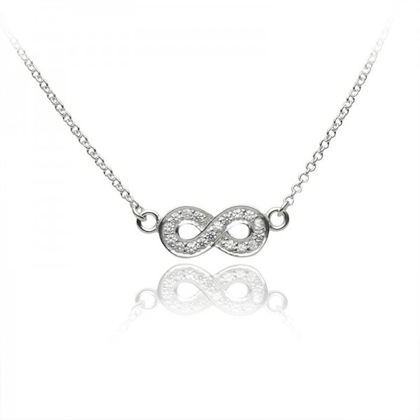 Ogrlica Infinity